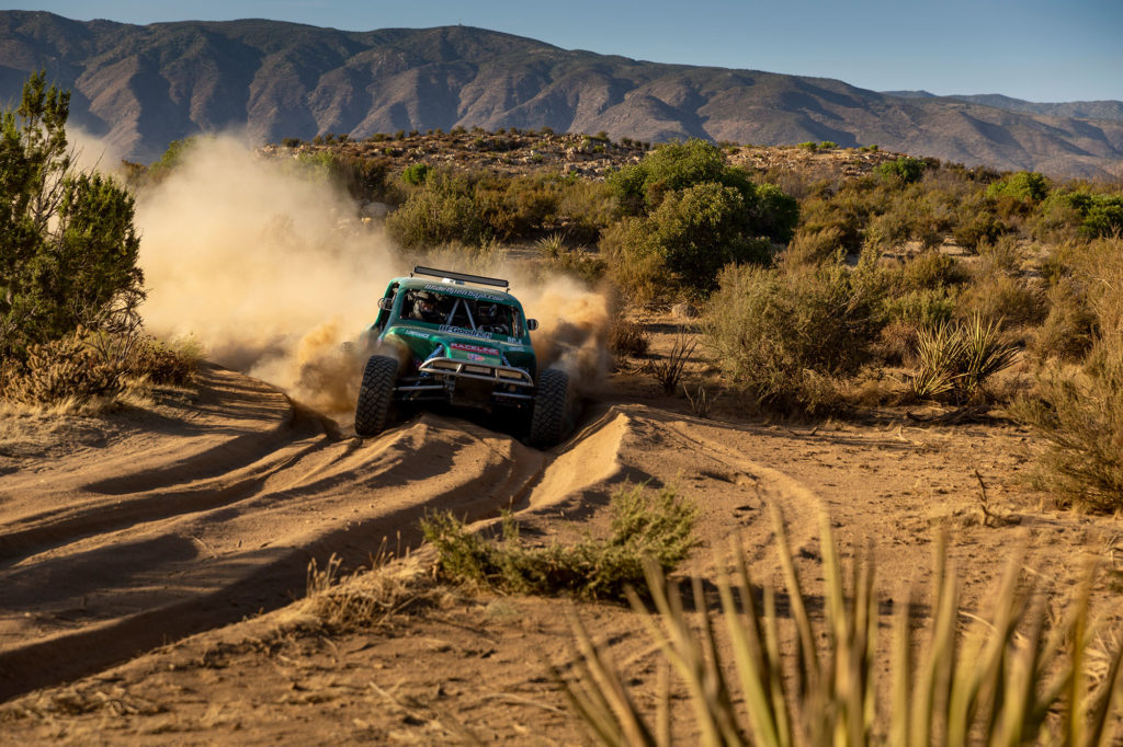 Wide Open Baja