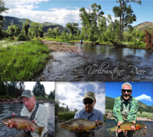 Luxury Fly Fishing Adventure at the Exclusive Crystal Ranch Lodge